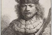 Rembrandt van Rijn Prints