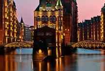 Travel, Germany-Hamburg