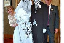 Coisas para 50o aniversário casamento