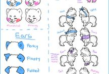 Sooshes/Sushi dogs Deviantart / Sooshes (also known as Sushi Dogs) is a specie of mystical animals created by
