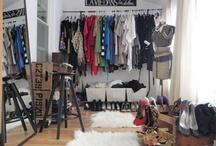 Wardrobe cleansing / Wardrobe organization
