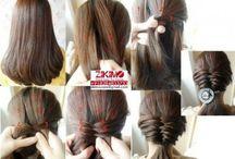 Gorgeous Hairstyles -ZikimoTrends