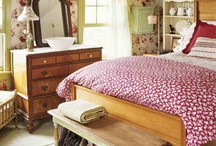 Floral bedroom ideas