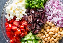 Recipes- Salads