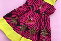 African baby styles