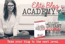 Blogging / Tips on Blogging