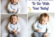 Baby Fun and Learn / Fun activities to engage babies