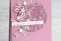 Stampin' Up! Detailed Dragonfly