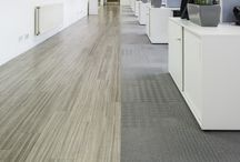 Amtico in the office / Amtico used in the office sector - our clients, their case studies and design skills.