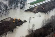 Alluvion Modena, Italy 19/01/2014