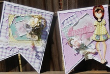 Prima Doll Banner / by Cathy Childs Morrison