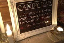 Adornos candy bar