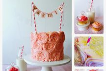 Decorated Cakes / Beautifully decorated cakes that I love