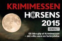 Krimimessen 2015 / Krimimessen  - og krimier