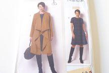 Patrons de couture / Coudre facilement, créer sa garde-robe.