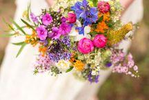 Bruiloft - bloemen