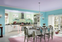 BEHR Trends 2012 / Trend style and color inspiration from 2012.  / by BEHR®