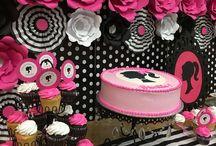 cumpleaños de Barbie