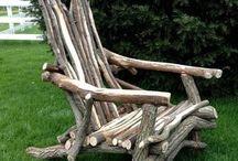 Green wood working