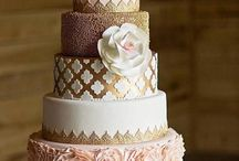 Inspiration - Wedding Cakes / Wedding cakes that inspire us! We didn't create these cakes, but we love them!