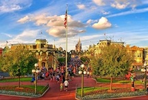 """Magic Kingdom Favorites / Disney's Magic Kingdom is Dad's favorite theme park in the world! Uncle Walt's genius still endures after all these years. Here are some favorites from the """"Most Magical Place on Earth!"""""""
