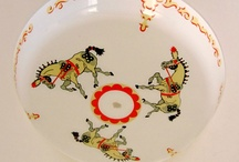 Horse / 2014 is the year of the horse in Chinese Zodiac. A horse,a wooden horse,a Unicorn,a Pegasus, the Trojan horse.