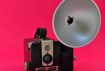 {vintage camera love + for the studio}