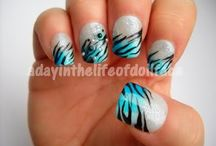 nice nails / by Samarah Pruden