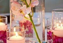 Орхидеи на свадьбе. Orchid wedding