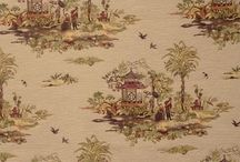 Toile / Upholstery