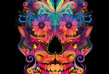 Mexican skull and other inspirations
