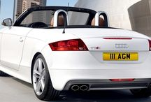 3 x 3 Number Plates / Reg Plates containing 3 letters 3 numbers