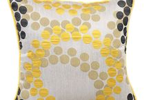 Patterned Pillows/Cushions