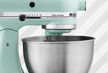 Stand Mixers / Mixers do everything. That is why both Cuisinart and Kitchenaid, even blendtec have mixers as parts of their products. They make good use of recipes that need to be mix.