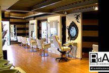 Our Hairdressing & Beauty Saloons at / Nuestros salones de peluquería en #Bilbao y #Barakaldo