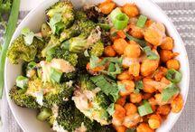 Reciproc veggie food
