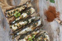 {Cooking} Sardinas