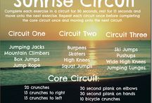 Circuit Workouts / by Ruth Deaton