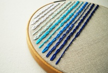 Embroidery / by Shannon Miller