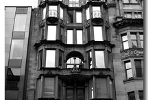 Beautiful Architecture in and around Glasgow