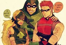 Arrow family