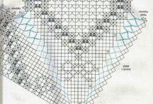 Crochet CORAZONES