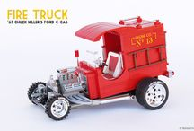 """Fire Truck 