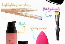 Face treatment/makeup