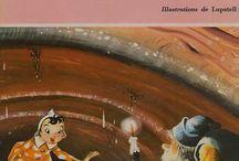 Ilustraciones Pinocho