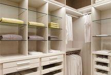 Closets e quartos
