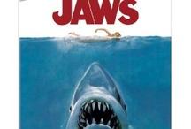 "I Love the movie ""JAWS"""