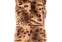 Jayley Faux Fur Gilets