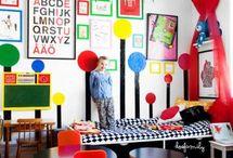 Meble dla dzieci / Pokój dziecięcy i wszystko, co się w nim znajduje: biurka, łóżka dla chłopców i dziewczynek, miejsca do nauki, kolorowe szafki, ściany, zasłonki, pościel dziecięca, słowem - meble dla dzieci i wszystko, co się mieści w kąciku malucha oraz ucznia!