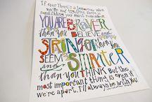 Aimee Ferre Illustrated Words